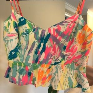 Crop Top Lilly Pulitzer